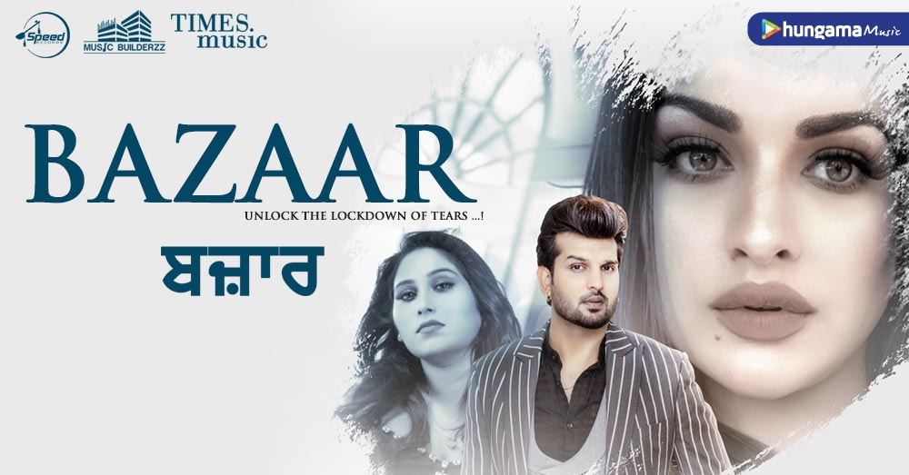 Can't get over of star singer #Afsanakhan 's voice in #Bazaar ft. #YuvrajHans and #BB beauty @realhimanshi  It's a delight to watch #HimanshiKhurana whose presence on the screen is full of LOVE 👉   @Speed_Records @TimesMusicHub @TeamHimanshi @TMHimanshi