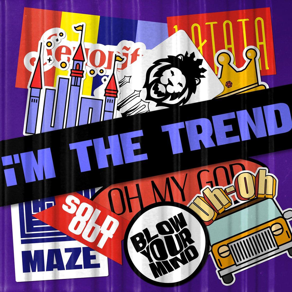 [🎧] (여자)아이들((G)I-DLE) - i'M THE TREND  ✔ Spotify:  ✔ Apple Music:  ✔ Amazon Music:  ✔ Pandora:  ✔ iHeart:  ✔ Deezer: