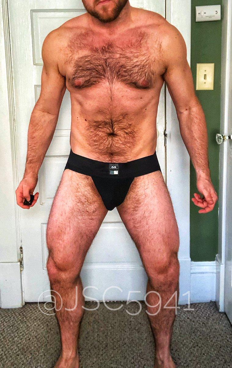 About to get this classic McDavid #jockstrap real sweaty 💦 at the gym. Who wants a whiff??  #meninjockstraps  #mensunderwear #underwear #gayunderwearfetish #bulge #gaybulge #scruff #scruffy #hairymen #scruffymen #gay #gayman #instagay #gayjock #gaymen  #underwearselfie