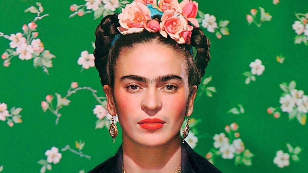 La #bisexualidad y los amores lésbicos de Frida Kahlo   #Lesbian #LGBT