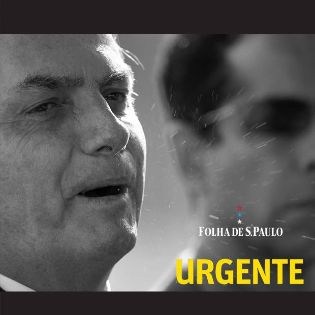 URGENTE: BOLSONARO ESTÁ COM CORONAVÍRUS; LEIA MAIS EM   #folha #fsp #folhadespaulo #useamarelo