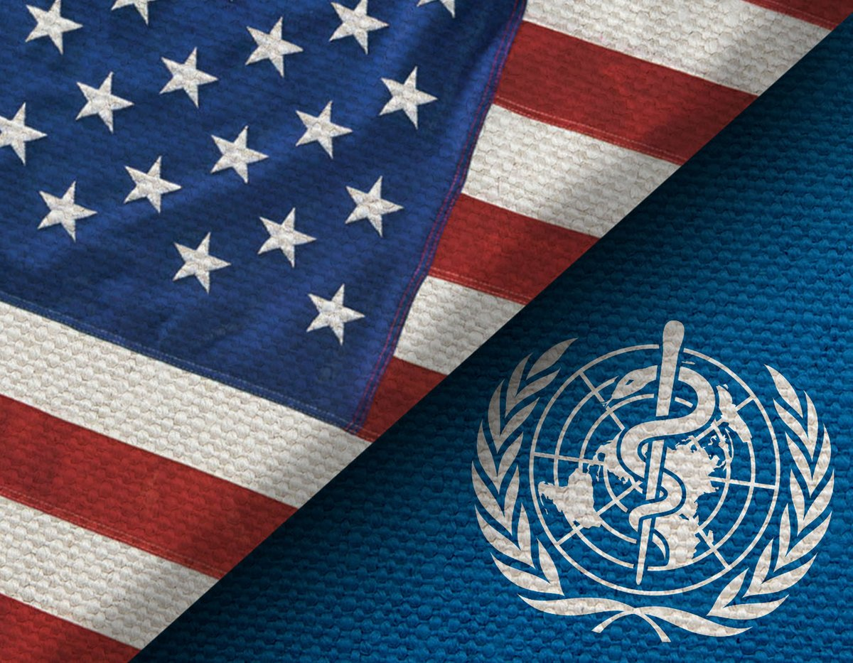 The White House has officially withdrawn the United States from the @WHO, a senior administration official confirmed today, breaking ties with a global public health body in the middle of the coronavirus pandemic