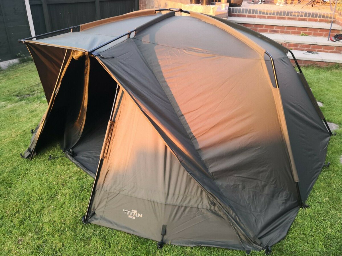 Ad - Nash Titan T2 Two-Man Fishing Bivvy On eBay here -->> https://t.co/opNKsyY6tP  #carpfishi