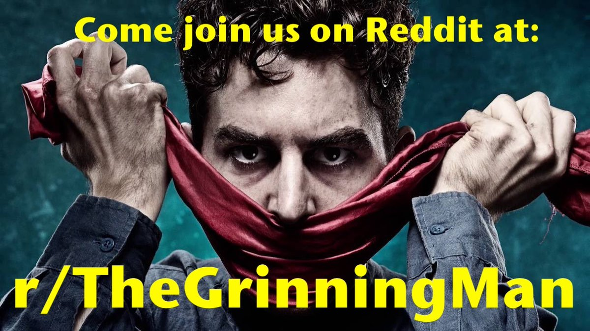 Hey #LunaTicks! Here's a new #subreddit I made for The Grinning Man, a tragicomic musical based on The Man Who Laughs by Victor Hugo:   #TheGrinningMan #musicals #TheManWhoLaughs #reddit