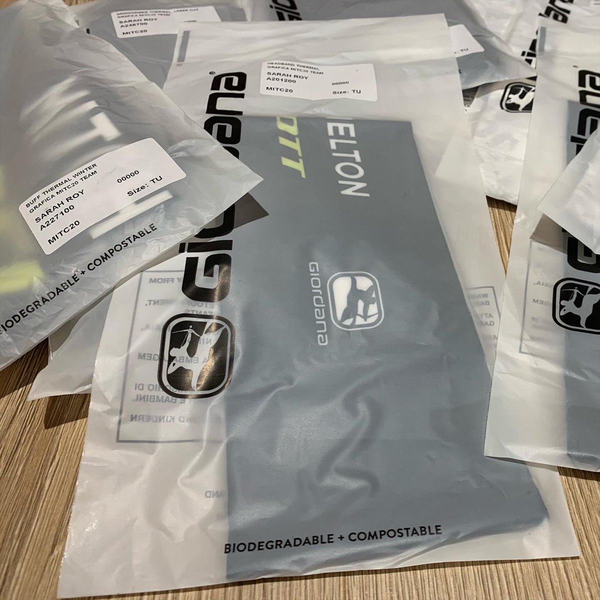 test Twitter Media - I'm proud to be associated with a brand that takes steps to reduce their waste. Giordana has replaced previous clothing packaging with a biodegradable, compostable alternative. Let's all aim to reduce waste where we can. Many hands make light work. Thank you, @giordanacycling https://t.co/2BQRfbxG1p