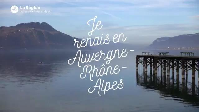 Aujourd'hui, partez à la découverte de @aixriviera et du lac de Bourget au paysage exceptionnel !  Découvrez l'ensemble des grands sites de la Région et venez renaître en Auvergne-Rhône-Alpes :   @RDV_Experience @SavoieDepart