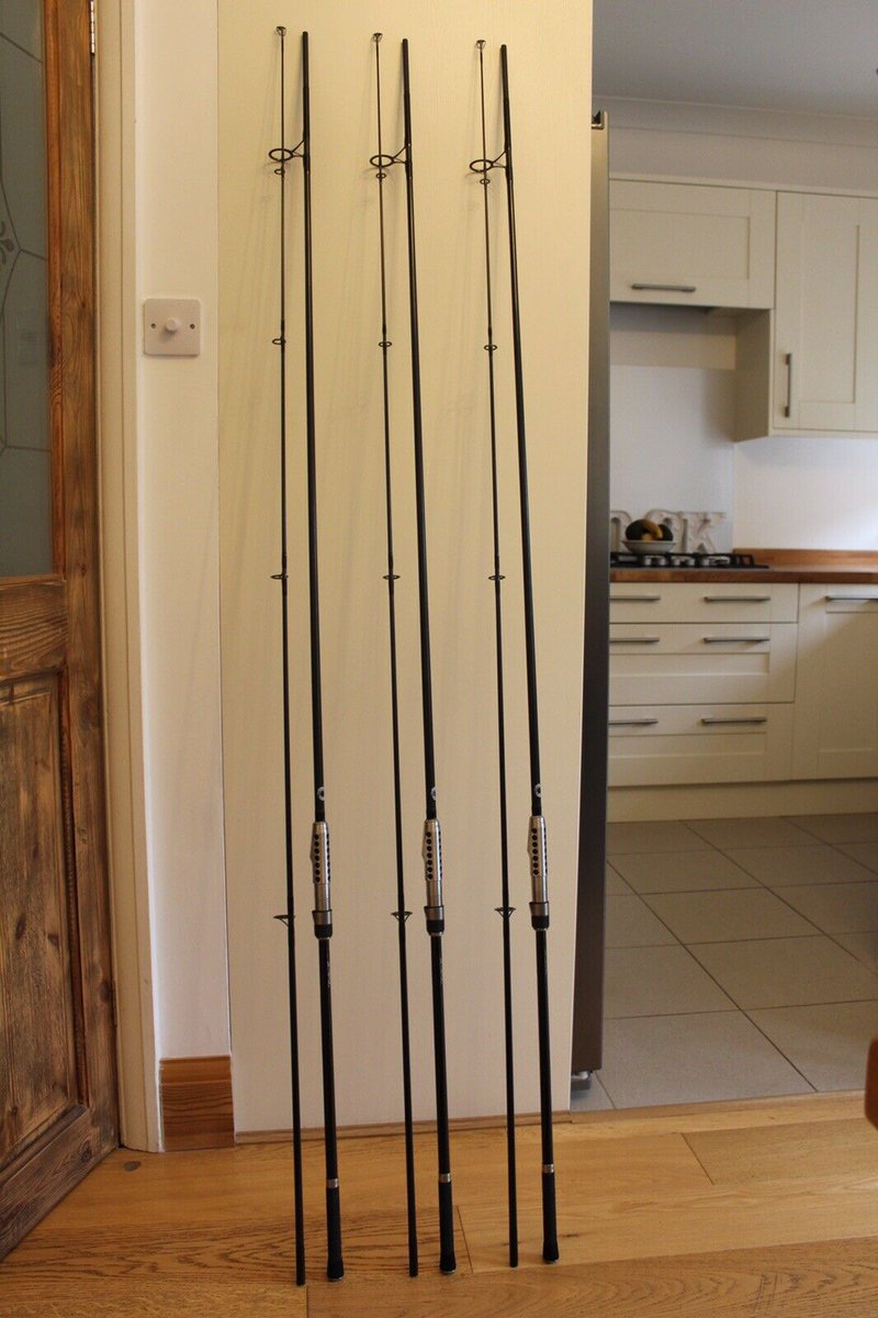 Ad - 3 X Century NG 12ft 2.75 Tc Carp Rods On eBay here -->> https://t.co/gnTvYzg3Lc  #carpfis