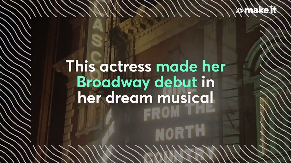 """""""I landed my dream job in a Broadway show, then Covid-19 shut it down.""""  (via @CNBCMakeIt)"""