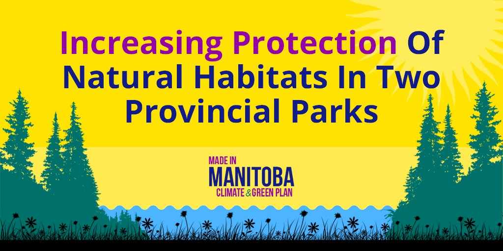 test Twitter Media - This move will ensure the protection and sustainability of 6,065 hectares of natural habitat!   Learn more: https://t.co/c2Z8X42udx  #mbpoli #MovingManitobaForward https://t.co/BcEQHOZC2G