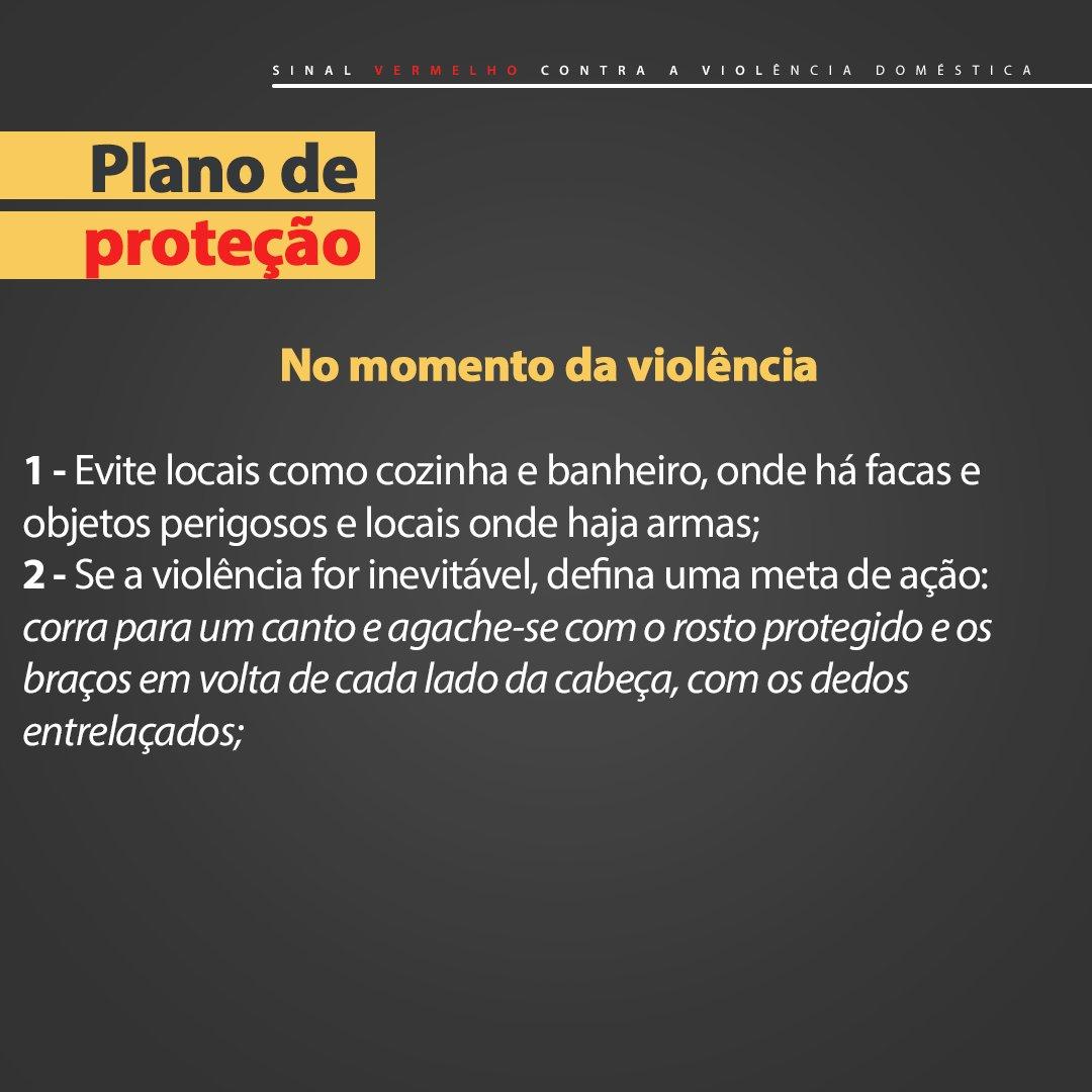 Se você é vítima de violência doméstica, é preciso fazer o máximo para proteger a si e aos filhos. E por mais triste que possa parecer, o plano é tentar fazer com que a situação não se agrave ainda mais.