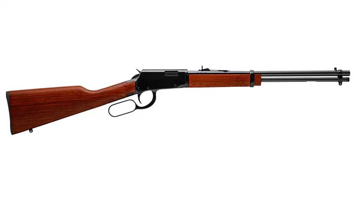 Have you checked out the Rossi Rio Bravo yet? See the details of this fun rimfire lever gun here: