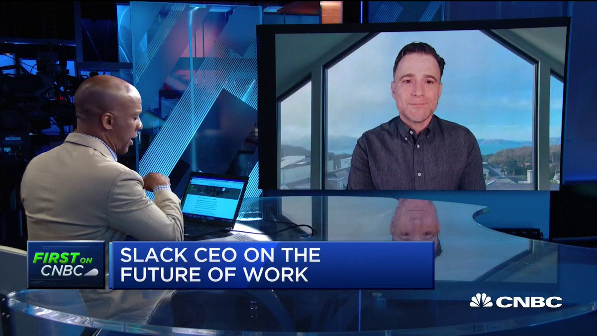 What does the future of work look like? From less business travel to a more casual and flexible workplace, Slack CEO Stewart Butterfield shares what he sees changing.