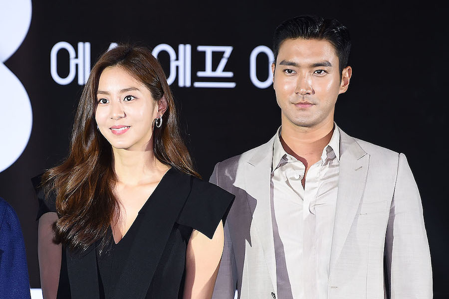 #Uee Describes What Makes #SuperJunior's #ChoiSiwon Different From All Her Other Co-Stars