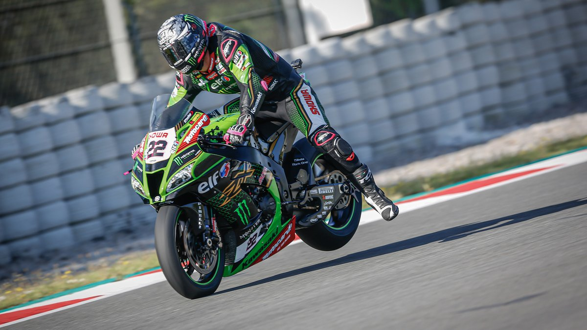 test Twitter Media - 💥 Catch all the action from a scorching day one at Catalunya!  FREE HIGHLIGHTS 👇🏻  📹 FREE VIDEO | #WorldSBK https://t.co/OzWmVKIlAt https://t.co/8MKGFx4J3y