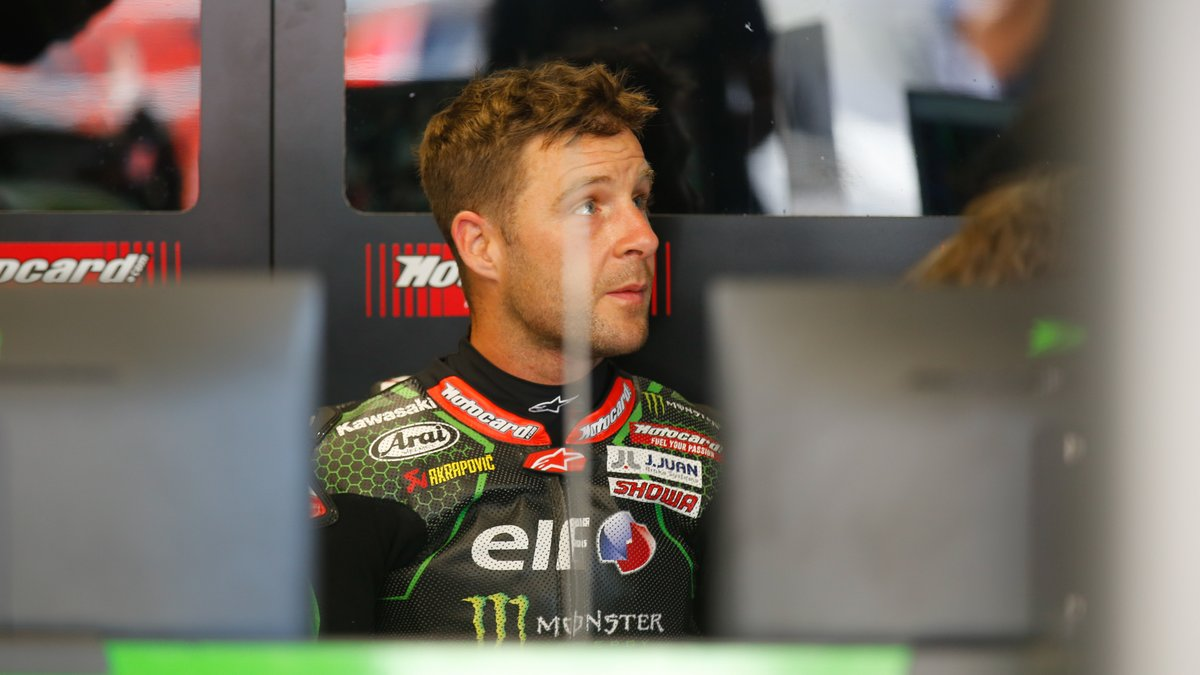 test Twitter Media - 🙌 WATCH: @jonathanrea gives his thoughts after day one of WorldSBK Catalunya test  @KRT_WorldSBK  #WorldSBKreturns   📹 INTERVIEW | #WorldSBK https://t.co/O4DOAfHXiQ https://t.co/s2C0Cncek7