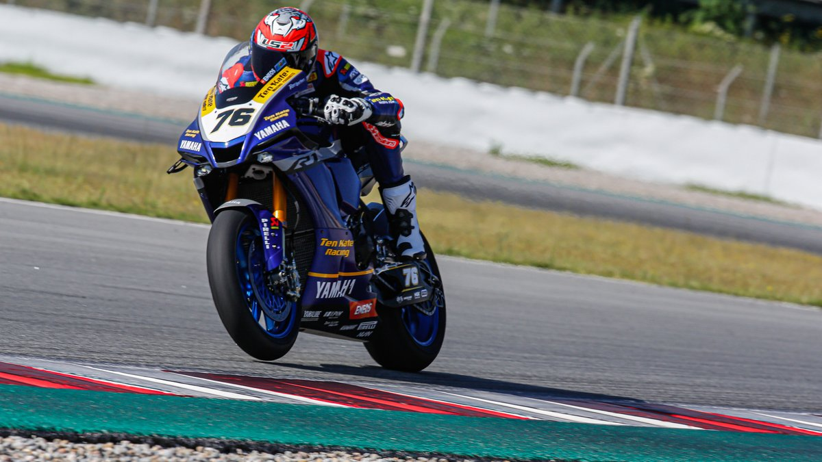 "test Twitter Media - ✊🏻 @lorisbaz ""excited like a baby"" to try full 2020 Yamaha package  #WorldSBKreturns   📹 INTERVIEW 