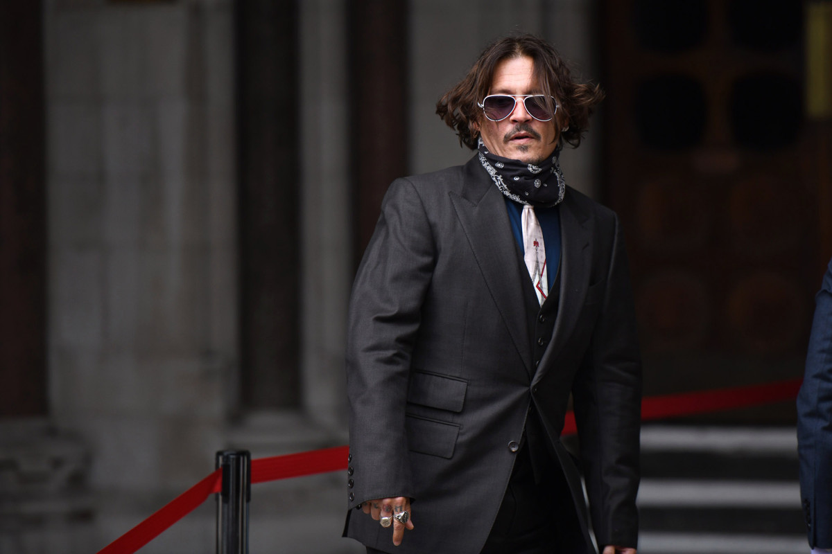 OPINION: Johnny Depp, the ultimate Gen X pinup, goes out with a sad whimper