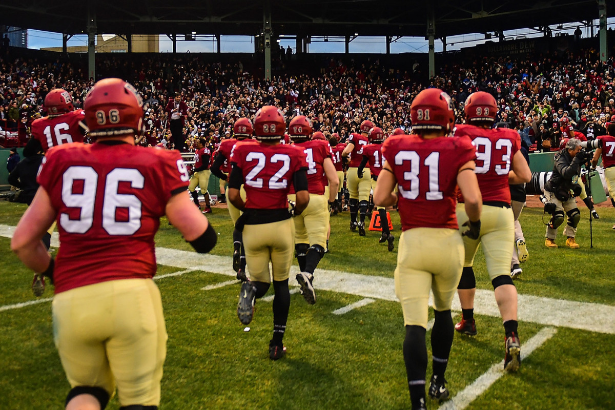 The Ivy League is cancelling all fall sports, including football