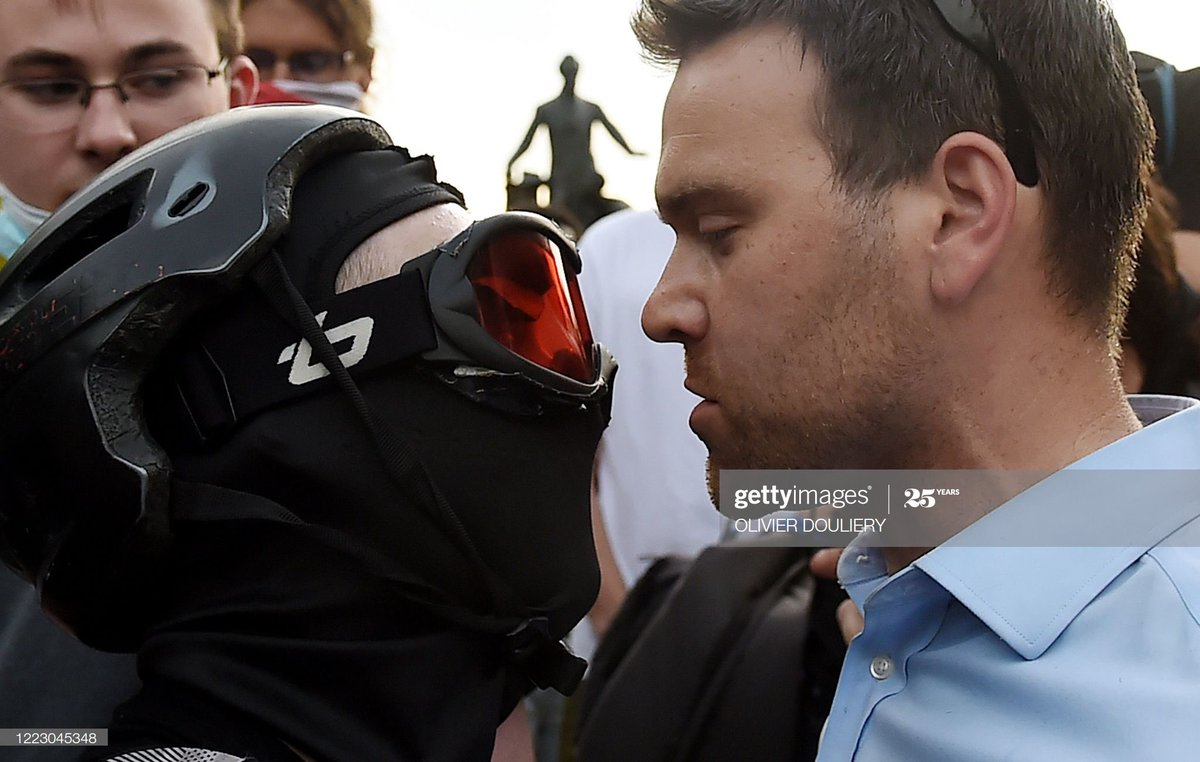 "@JackPosobiec @JackPosobiec  Character, intellect, humility  Like you did this day Jack looking into the face of evil Stand Tall and ""Put on the Full Armor of God"" Prayers for you and your family #IStandWithJackPosobiec"