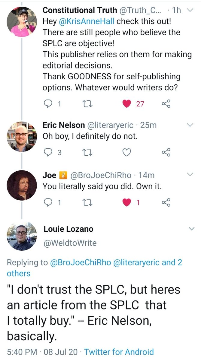 @JackPosobiec Check out what he tried to say in tje replies.