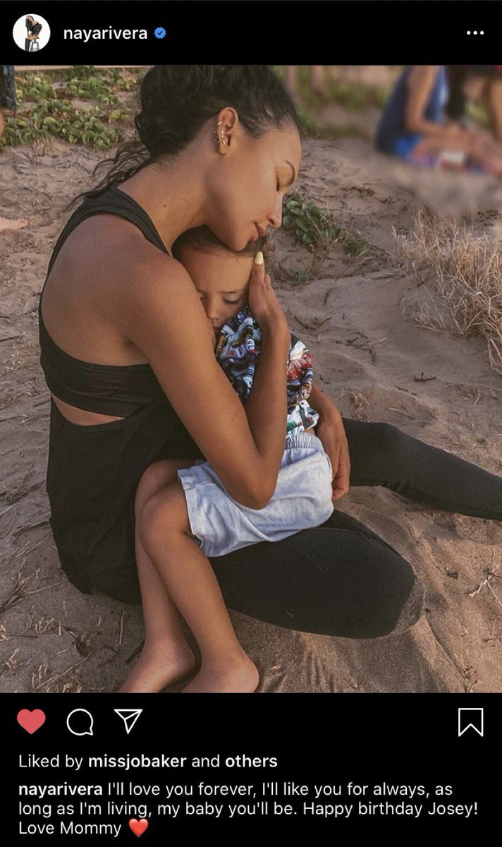 This baby WILL get his mommy back. I am manifesting this. Naya WILL be found alive and they will be reunited.