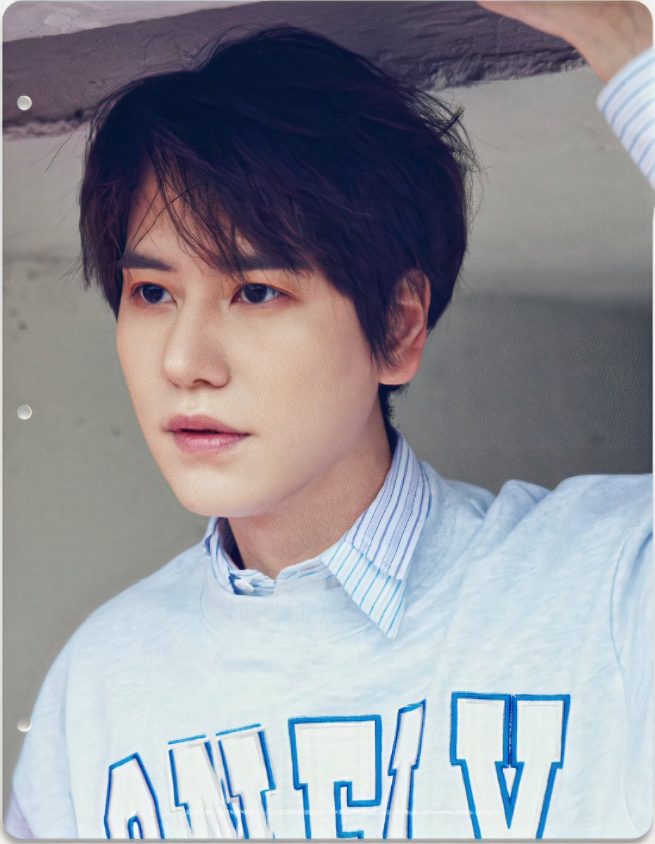#KYUHYUN - binder index & hologram photo card set