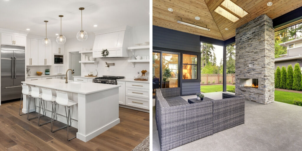 Which would you rather have, your dream kitchen or dream backyard?  #wouldyourather #dream #kitchendesign #backyard #furniture #interiordesign #house #kitchen #home #kitchens #interiordecor #architecturelovers #beautifulhomes #dreamkitchen #dreambackyard #furnishings #counter