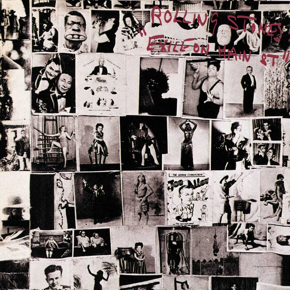 Since Keith Richards is trending, I'll just remind you that Exile on Main St. is one of the best albums ever made.