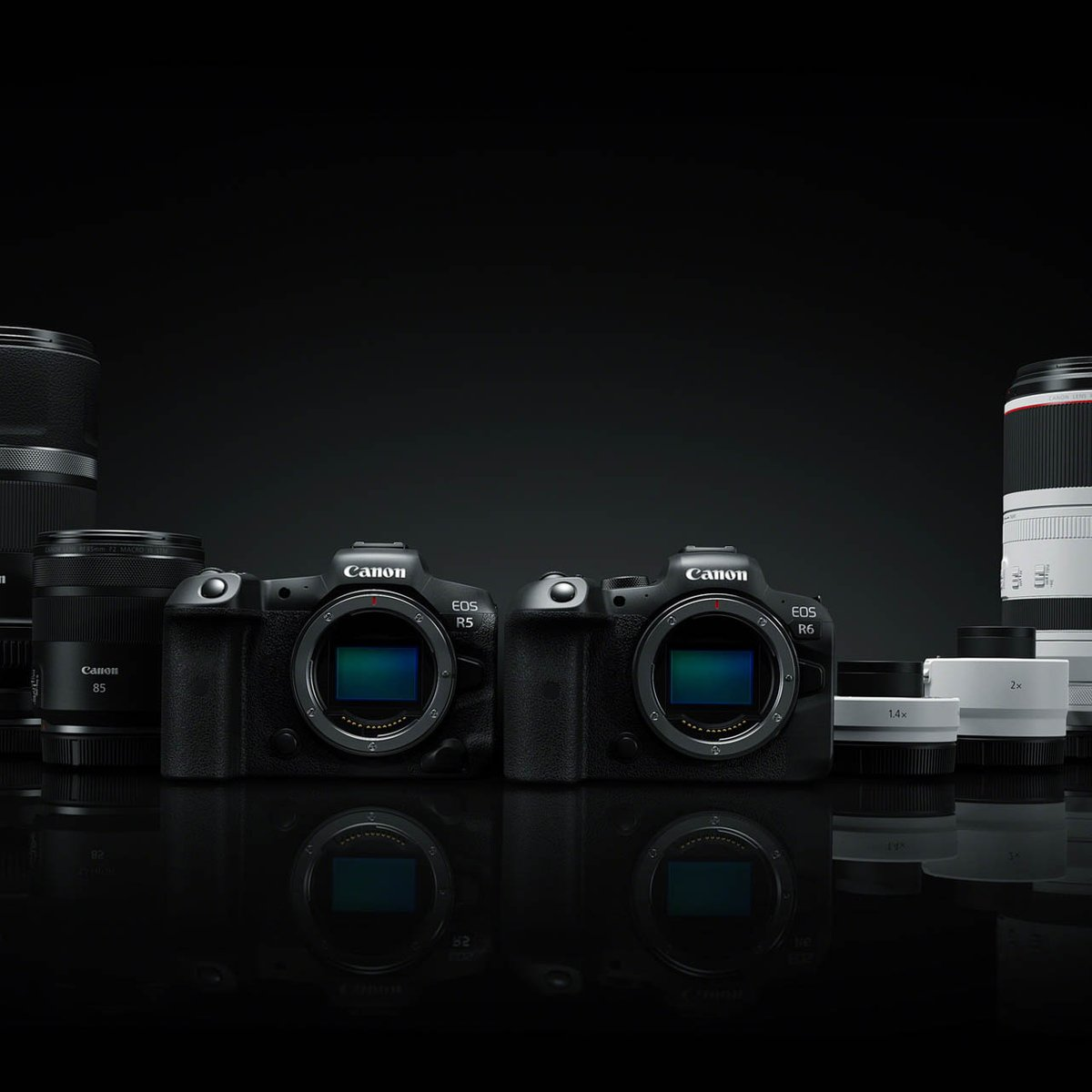 RT @CanonUKandIE: Reimagine mirrorless with the latest additions to our EOS R System family and the imagePROGRAF PRO-300. https://t.co/d87t…