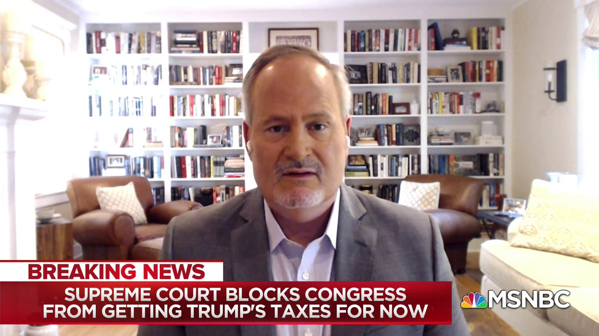 """Donald Trump is not a bright man, Donald Trump is not a sophisticated man, but he watches his money closely. He has been a lifelong grifter frankly in terms of how he's handled his personal and his family's finances"" - @TimOBrien w/ @NicolleDWallace"