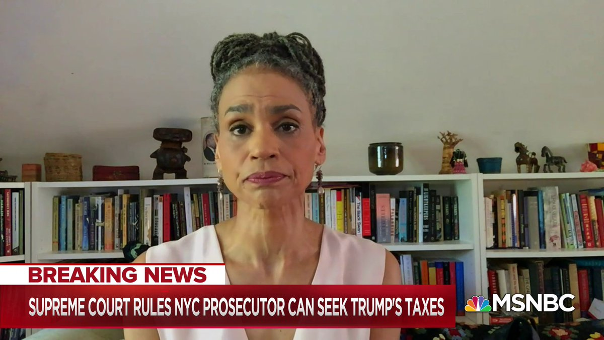 """""""Democracy requires information. Voters require the ability to assess who they want to vote for, and you're not supposed to hide it by using your resources - and not declaring, that hey, I'm using my resources to hide something"""" - @mayawiley w/ @NicolleDWallace"""