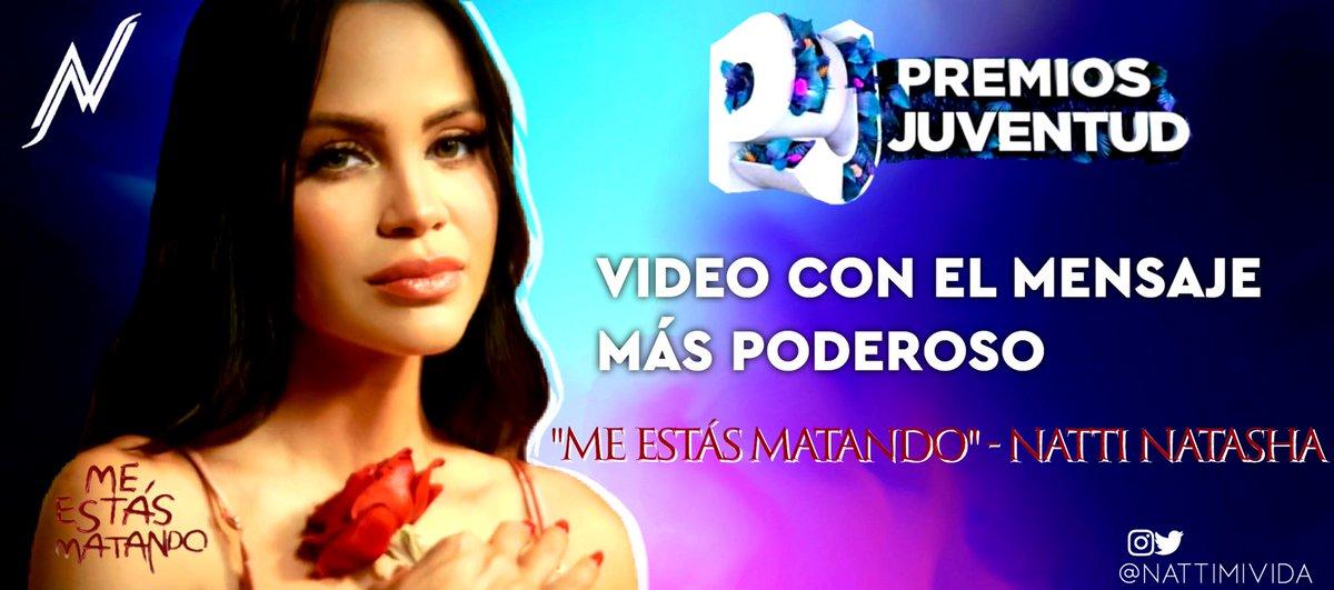 vamos #teamNatti a seguir apoyando a nuestra Diva...👸🏻🔥 @NattiNatasha con sus nóminaciones en @PremiosJuventud #meestasmatando #nattinatasha #vote   𝗧𝗼 𝘃𝗼𝘁𝗲 𝗰𝗹𝗶𝗰𝗸 𝘁𝗵𝗲 𝗹𝗶𝗻𝗸 𝗴𝗶𝘃𝗲𝗻 𝗯𝗲𝗹𝗼𝘄. 🗳👇🏻  Link: