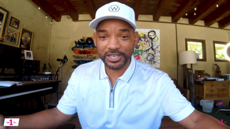 "Will Smith Irresponsibly Urges People Not To Elect ""Godless"" Leaders"