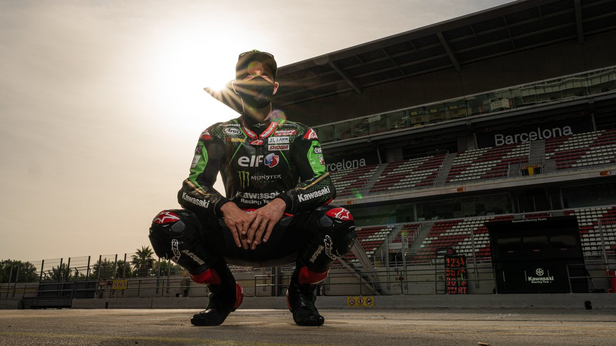 "test Twitter Media - 🙌 @jonathanrea : ""We can be optimistic because we've made some improvements!""  @KRT_WorldSBK  #WorldSBKreturns   📹 INTERVIEW 