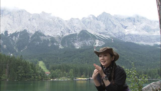 test ツイッターメディア - 本日(7/10)午前9時、NHK-BSP『プレミアムカフェ』「王家が愛した山~ドイツアルプス(2000年)」 19世紀にこの地を治めていたバイエルン王国の王が愛した山並みや湖、そして華麗に装飾された城は、ドイツアルプスの大きな魅力である‥。旅人:麻生祐未(女優) https://t.co/d11FyAv6X2 https://t.co/aBUmHM3LeC