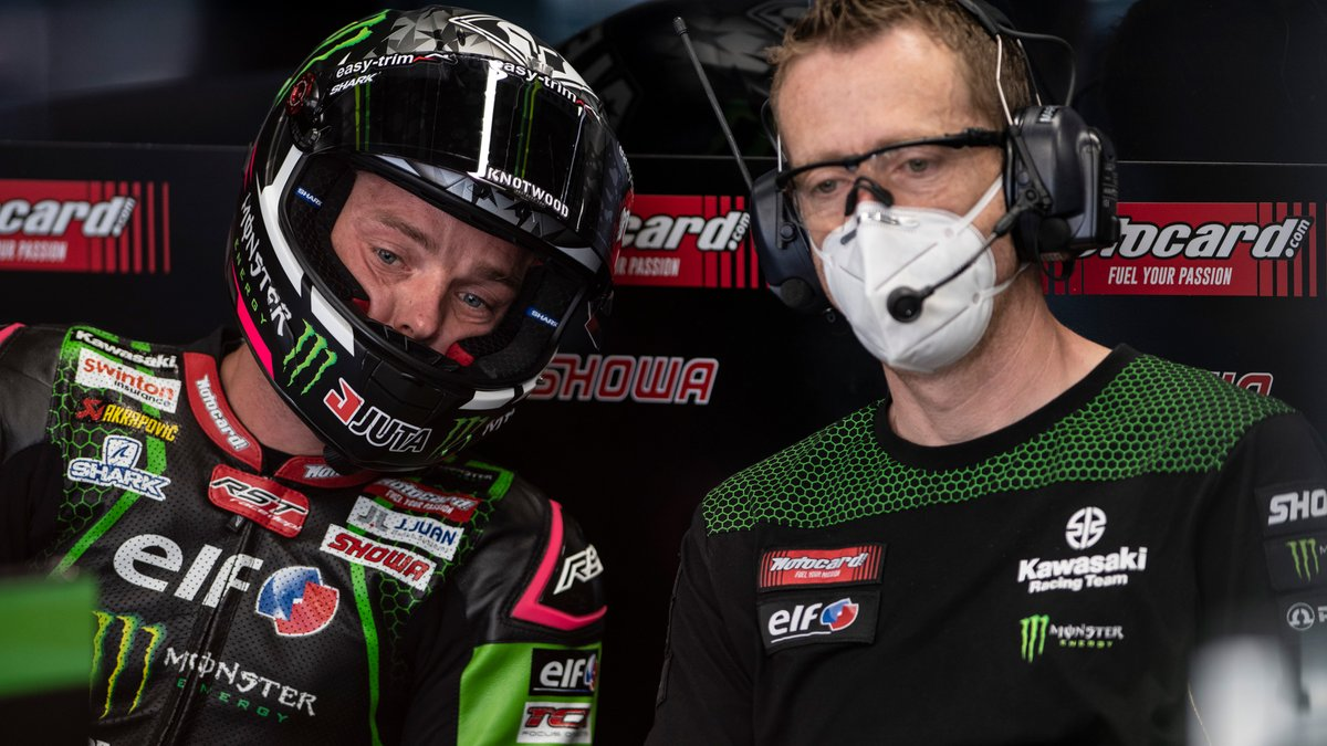 "test Twitter Media - ""Big steps forward"" brings confidence to @alexlowes22 👍  #WorldSBKreturns   @KRT_WorldSBK  📹 INTERVIEW 