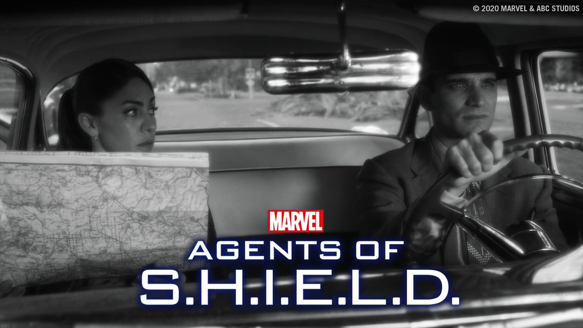 """Hopping through the decades? 🕰️ The cast and showrunners of """"Marvel's #AgentsofSHIELD"""" share their top time travel tips, including what NOT to do (ahem, Deke! 👀):"""