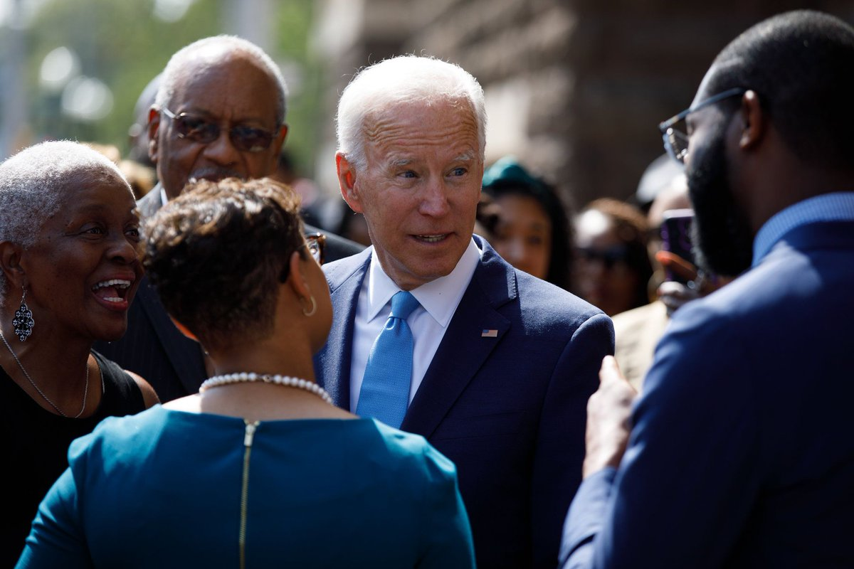 Young Black voters say they aren't enthusiastic about a Joe Biden presidency