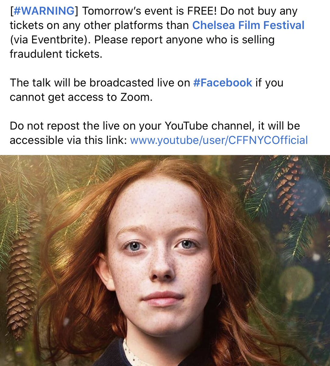 #WARNING Please read #AnneWithAnE