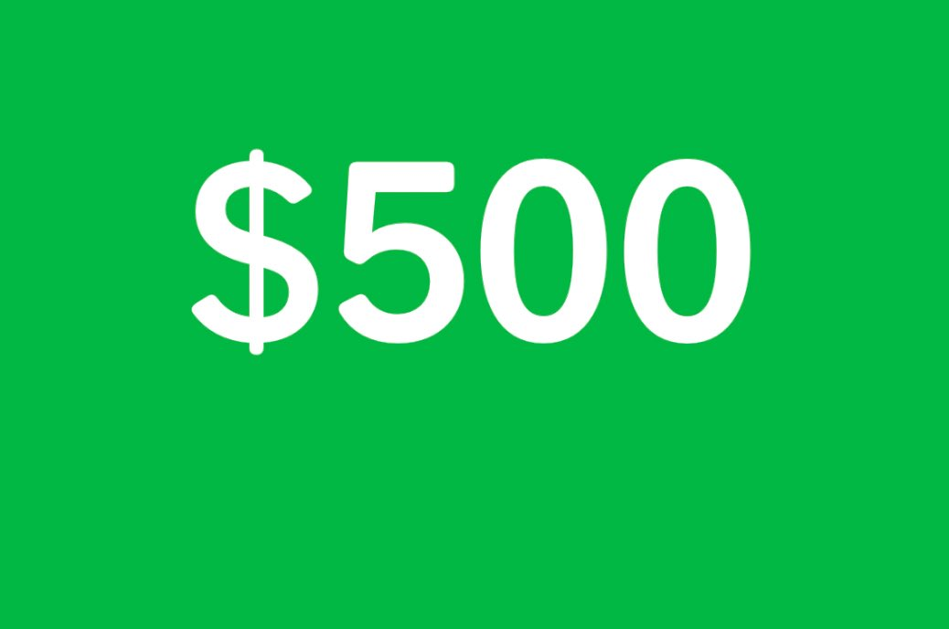 $500 #CashApp Giveaway!   1. (RT)  2. Tweet ur cashtag & #BuyKeemsShirt with pic of shirt &   3. Winner picked in 24hrs & winner gets free shirt!