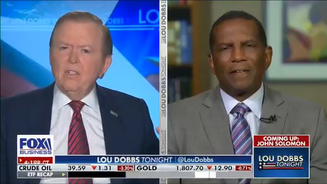 End the Nonsense: @BurgessOwens says All Lives Matter and the radical leftists who make it an issue will lose their power. #MAGA #AmericaFirst #Dobbs