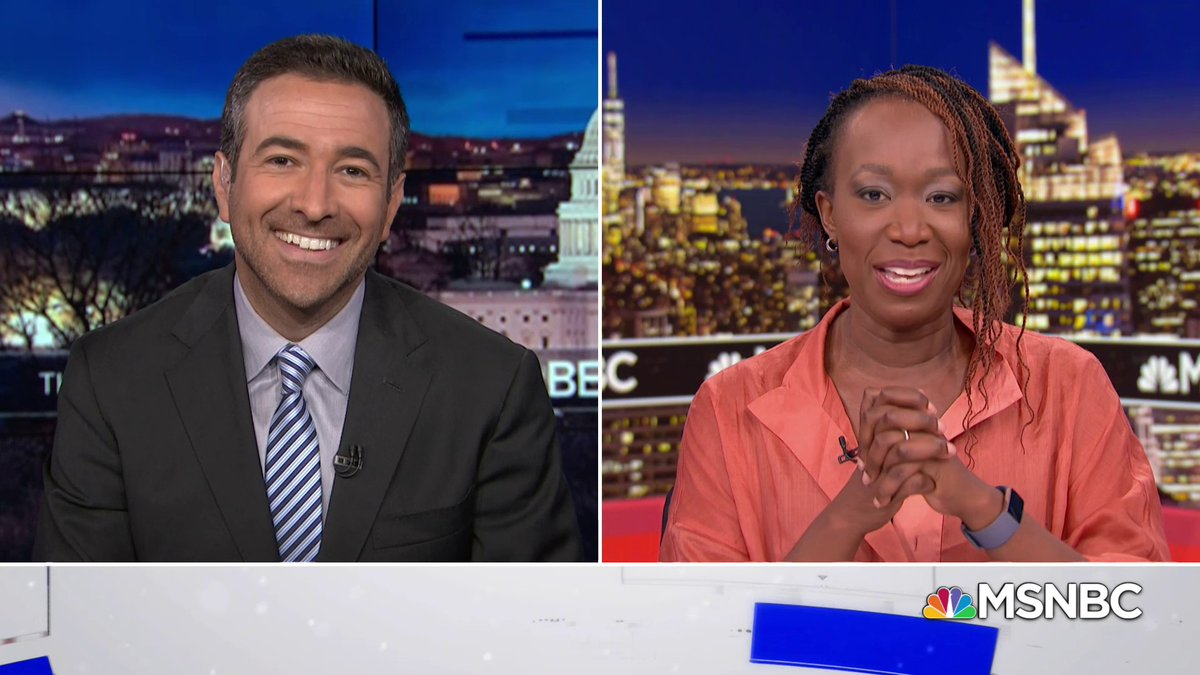 Congrats to our amazing colleague @JoyAnnReid  for getting her own brand new show 'The ReidOut' on @MSNBC ! Be sure to tune in starting July 20!