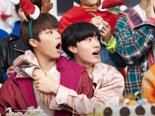 """#didyouknow   Jeongwoo loves training with Yedam bcos """"he teaches me a lot and we always have fun together. More than a hyung he's also a mentor to me.""""  ♥️🥺  TREASURE ON FIRE #빛나는TREASUREDAY 💎 #AngelicVoiceYedam #WOODAM #JEONGWOO #BANGYEDAM  @treasuremembers"""