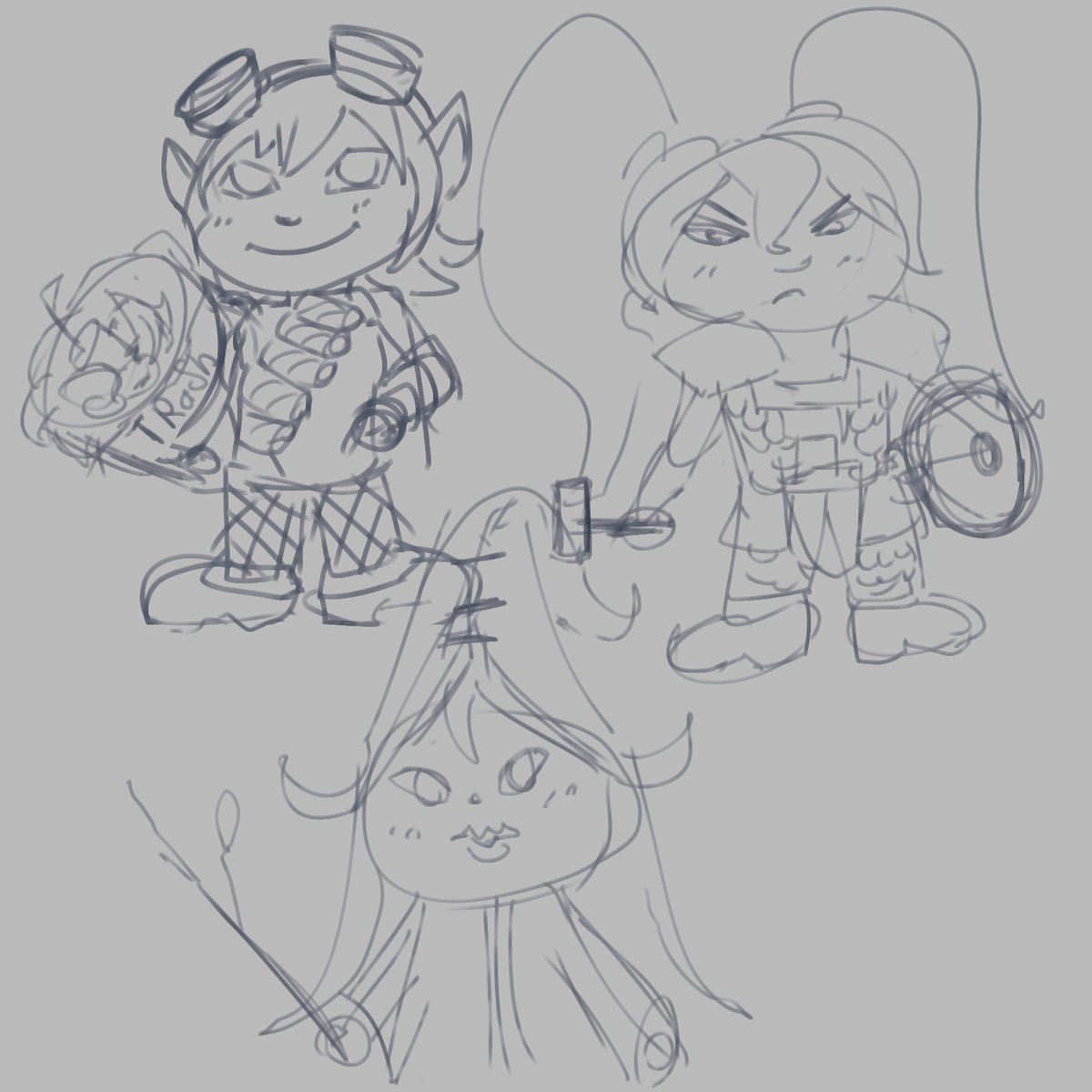 working on some yordle stuff on stream come watch if ya want