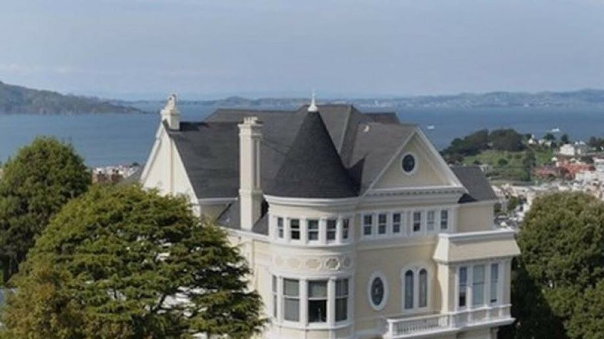 We live close to Nancy Pelosi.  In Napa, we lived close to her vineyard. I'm NOT questioning Nancy's taste.   What I want to know is how can she afford these homes on a government salary?   And, how does Nancy Pelosi have a net worth of 120 million   #NancyPelosi #TaxReturns