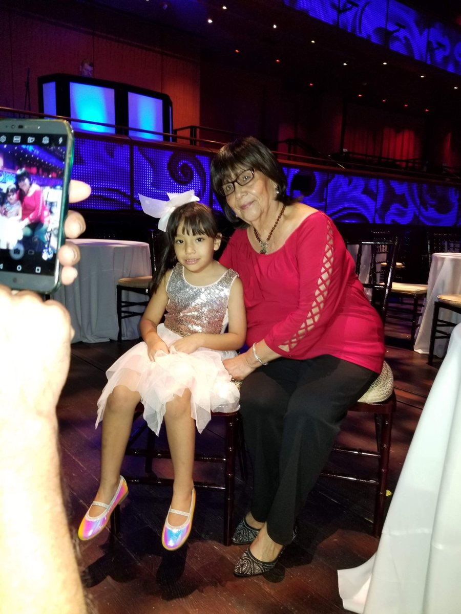 My stepmom, Alice Guzman, passed away today from COVID-19. She and my dad were for married for 31 years. Alice (pictured with my daughter) was a warm, loving person and we'll miss her incredibly.  My heart goes out to the families who've lost loved ones to this terrible illness.