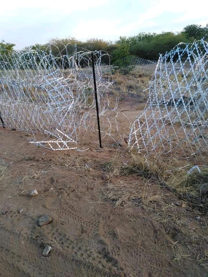 @JohanvV1 @Unathi_Kwaza @ChrisHatt11 @PatriciaDeLille Auntie Pat's wall versus Donald Trump wall.. I'd like to know from tweeps which individual would you like to build your a wall 🙄