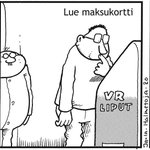 #Fingerpori #LueMaksukortti https://t.co/kM6ATEtsNb https://t.co/OwEf3LY3gw