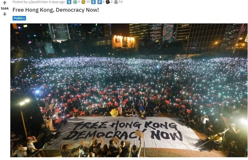 @ColombeCS Thanks for risking your lives to speak up for #HongKong !  #FreeHK #DemocracyNow