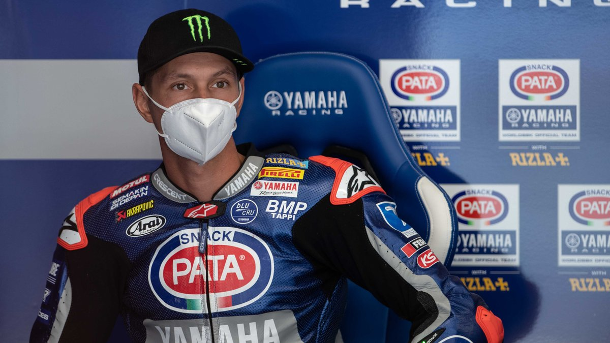 "test Twitter Media - ✊🏻 @mickeyvdmark: ""If we have to race, I'm ready tomorrow!""  #WorldSBKreturns   @PataYamahaWSBK  📹 INTERVIEW 